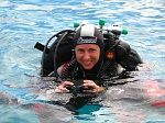 Yana , DP diver , from APEEKS team