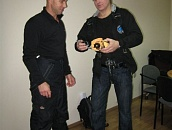 Final part of TDI course has been done in Kaunas Lithuania 2010 ....